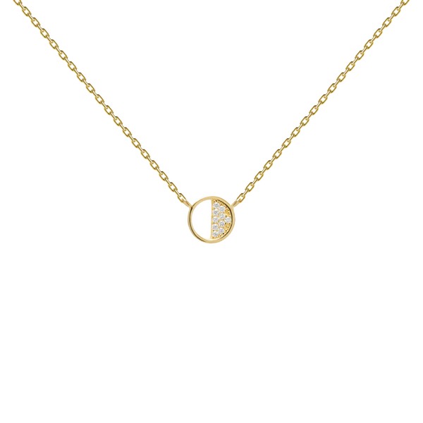 Kim Gold Necklace