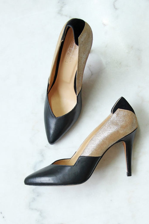 Nino Stripes Pumps