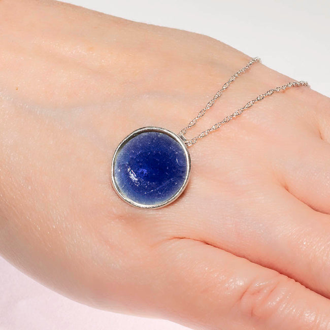 Pool of Lilac Pendant