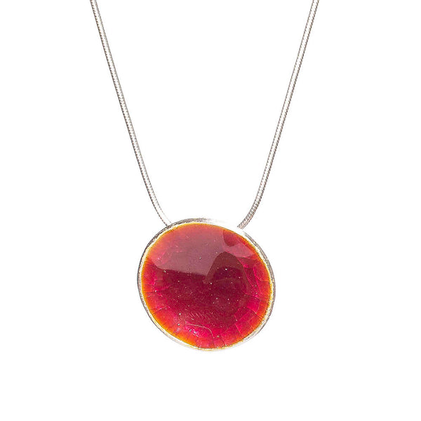 Pool of Red Pendant