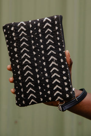 Adama Mud Cloth Pouch