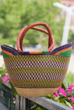Fatima Winged Shopper: Rainbow