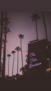 The hills boutique