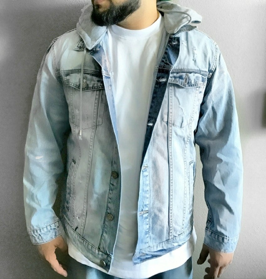 streets made denim jacket