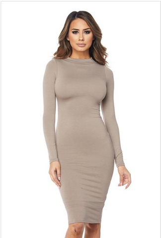 Bae~sic bodycon dress