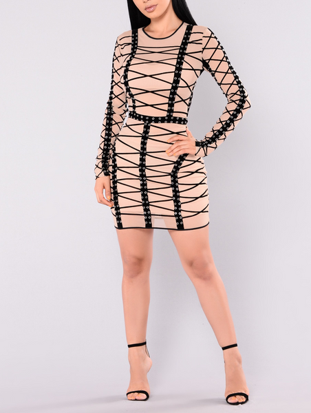 Babewired mesh dress
