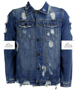 Down to the wire denim jacket