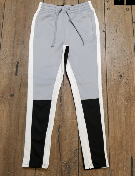 Track boyz pants (grey/black/white