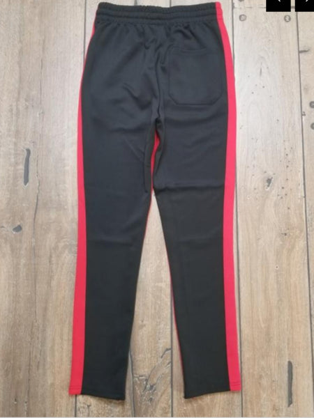 Track boyz pants (green/red/black)
