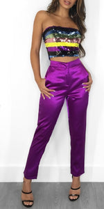 Party pants set