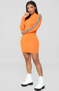 Neon love affair  bodycon
