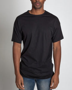 Jersey fit pocket tee