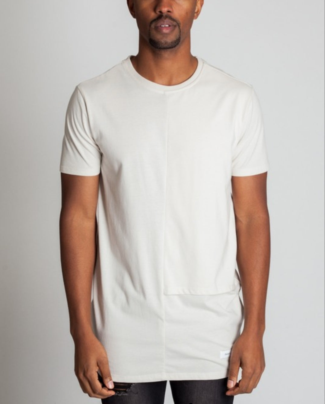 Layered panel tee