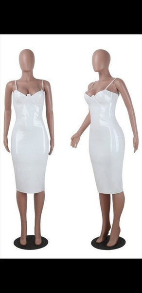 Blanco bodycon