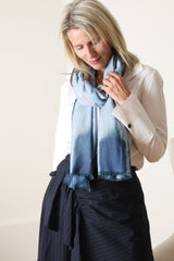 Ink Blotch Scarf