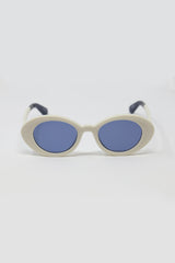TRAVELERS BY TOMS Rossio Matte Cauliflower Sunglasses