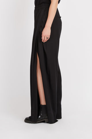 Nu Double Slit Trousers