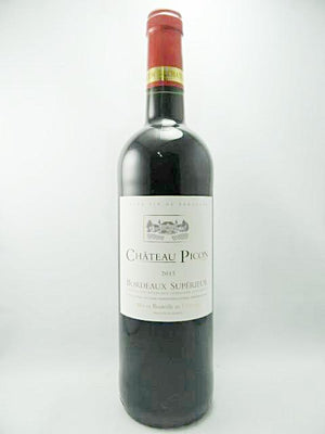 CHATEAU PICON BORDEAUX SUPERIEUR