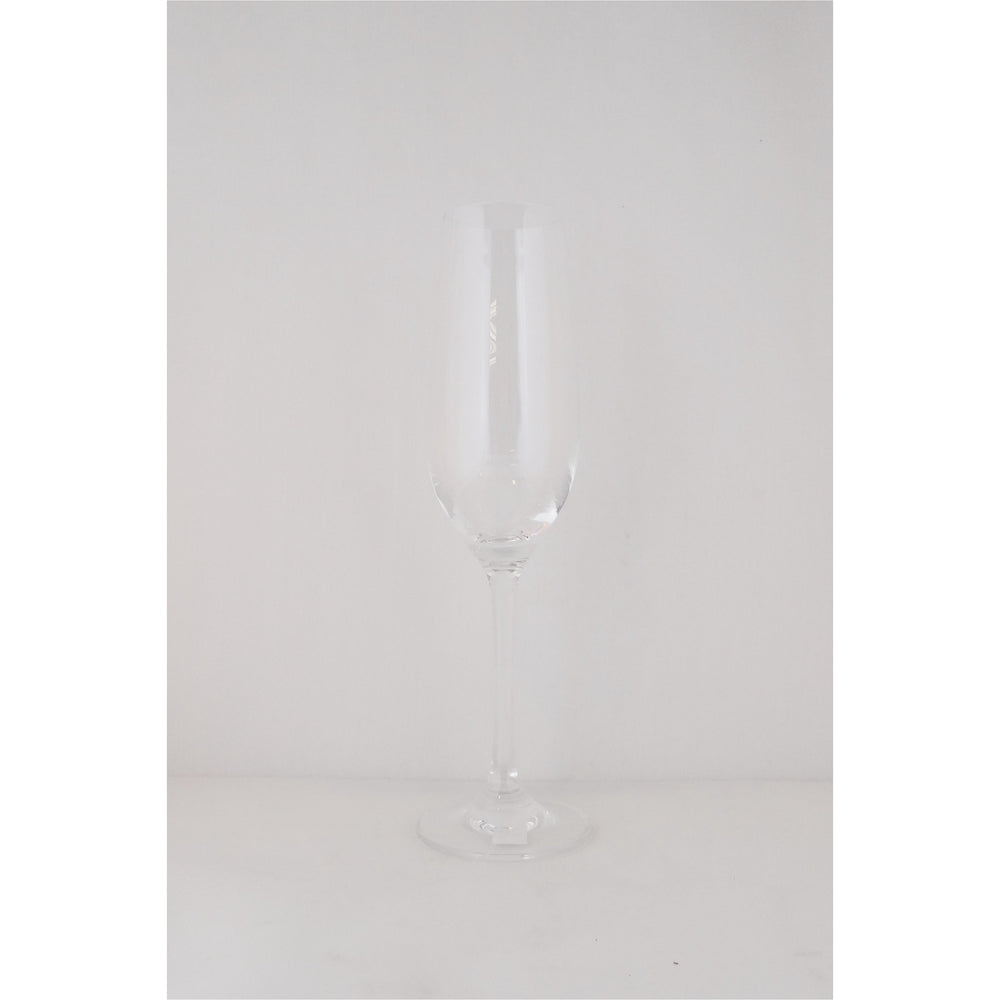 CRYSTAL CHAMPAGNE FLUTE INDIVIDUAL