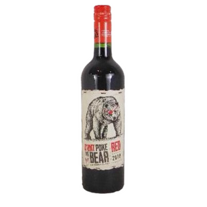 DON'T POKE THE BEAR RED BLEND
