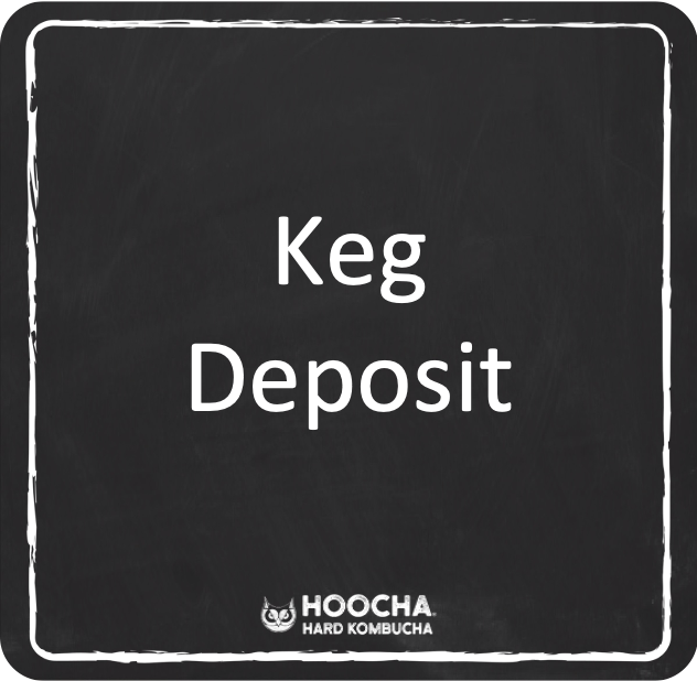 5.16 gallon Keg Deposit