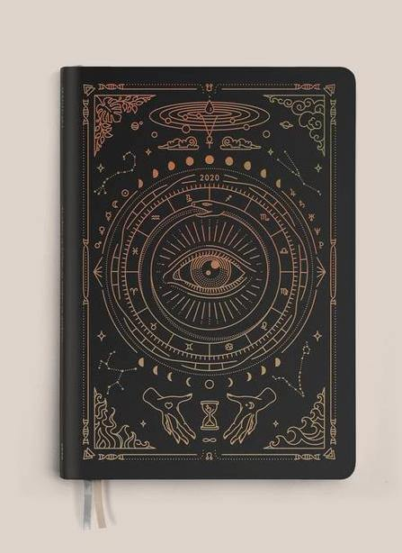 Magic Of I - 2021 Astrological Planner (Black)