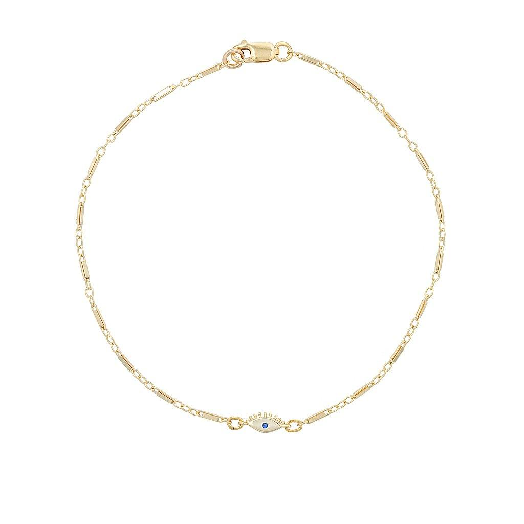 Seeing Eye Bracelet - Gold