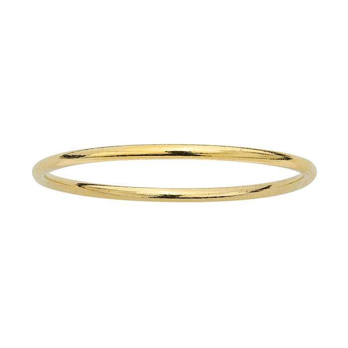 Fine Gold Stack Band