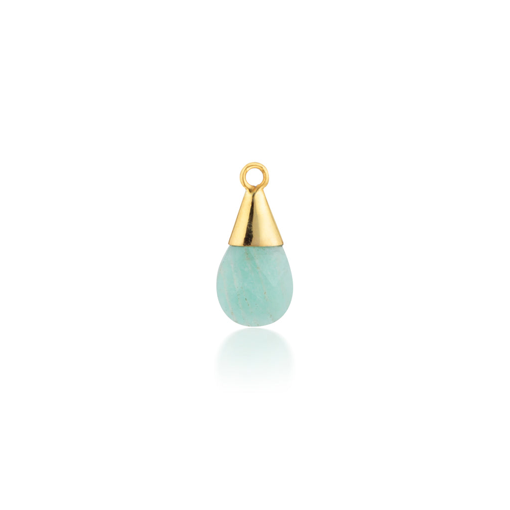 Unicorn Tear - Gold Amazonite