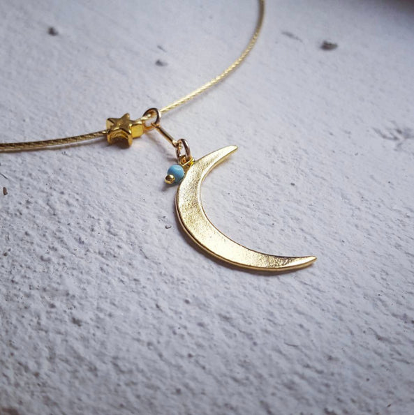 Celestial Dreaming Necklace