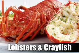 Cooking lobster & crayfish recipes