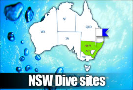 New South Wales Dive Sites