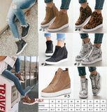 Kayla High Top Sneaker