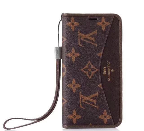 LV (Insp) iPhone Folio Wristlet