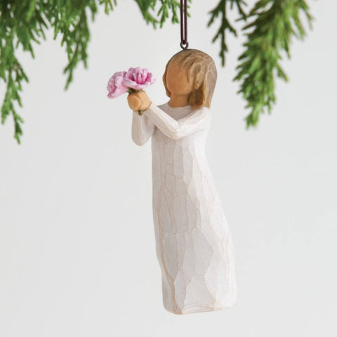 WILLOW TREE®️ Thank You Ornament