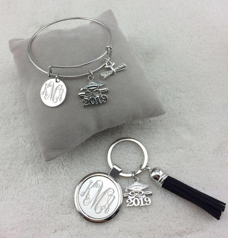 2019 Graduation Key Chain