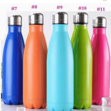 Insulated Water Bottle (16oz)