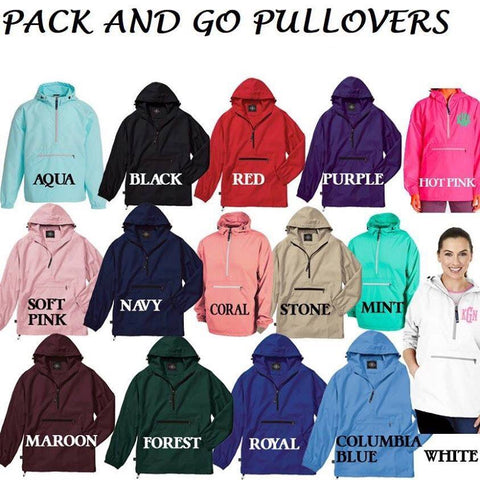 Charles River®️ Adult PACK-N-GO®️ Pullover