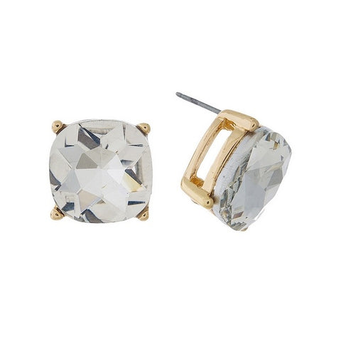 Gorgeous New Stud Earrings