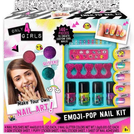 Emoji-Pop Nail Kit