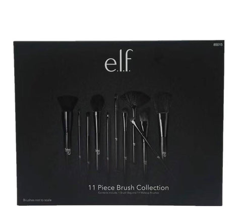 e.l.f. 11pc Brush Set (Insp)