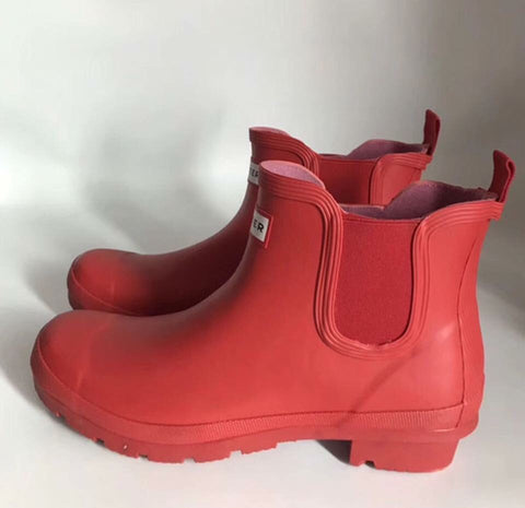 Z-Ankle Rainboots