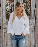 Riley V-Neck Blouse