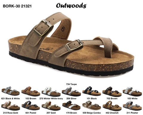 Outwoods Bork-30 Sandals