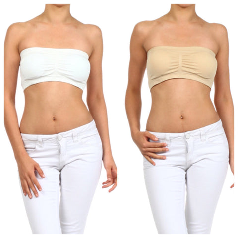 Basic Bandeau Top*
