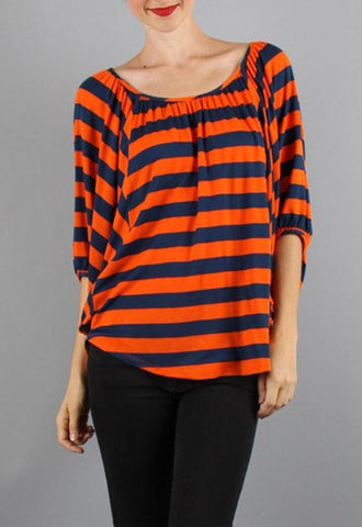 Effie Gameday Blouse