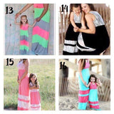 Mommy & Me Maxi Dress - Adults*