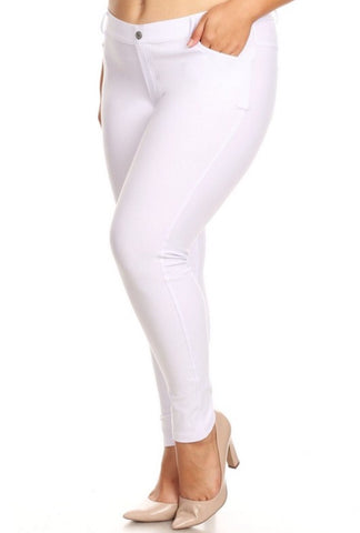 Curvy Jeggings