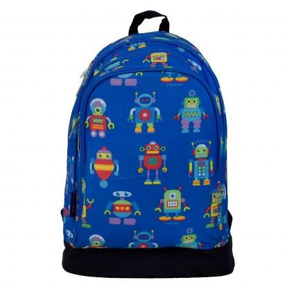 Wildkin Robots Backpack & Lunch Box Set