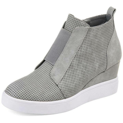 Jamie Wedge Sneakers